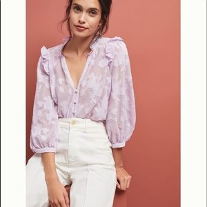 Anthropologie - Mallory Blouse - MAEVE